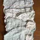 赤ちゃんの服set【新生児用】