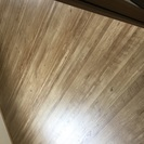 フロア ウッドカーペット 江戸間六畳用 使用期間半年