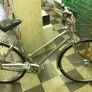 [2846]中古自転車 リサイクル自転車 ブリヂストン シティサイ...