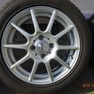 タイヤ・ホイールセット 185,55R,15