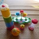 子どもチャレンジおもちゃセット