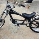 バイク風自転車 バンバリバイク