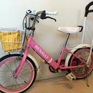 ルノー 子供用自転車16インチ