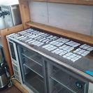業務用冷蔵庫ショーケース