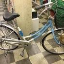 [3059]中古自転車 リサイクル自転車 マルキン シティサイクル...