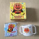 【新品未使用】アンパンマン両手マグカップ