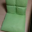 【募集中】低反発座椅子,ゆったり背もたれ,14段階リクライニング