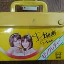 【取引成立】昭和レトロ! ピンクレディ カセットケースBOX