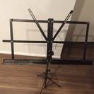 折りたたみ式⭐︎譜面台⭐︎美品