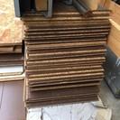 ★無料★フローリング★33㎡分★木製床材★