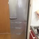 【3年保証付】AQUA 355L冷蔵庫