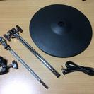 ♪ ROLAND ローランド 電子 ドラム CY-15R シンバ...