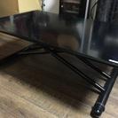昇降テーブル、90cm x 60cm 5,000円