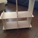 木製風 小さな棚