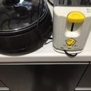 グリル鍋、トースター