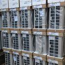 新品の日立エアコン六畳用タイプ  RAS-AJ22F  設置込み