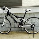 『成約済み』27インチ クロスバイク