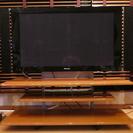 ★43型パイオニアプラズマテレビ ★純正AVラックスタンド付き