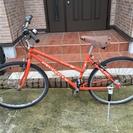 プジョー レトロ METRO クロスバイク 中古 自転車