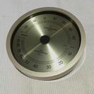 エンペックス 壁掛け温度湿度計