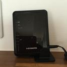無線LAN親機(Wi-Fiルーター) 300Mbps WN-G300R3