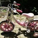 14インチ 子供用自転車 ハードキャンディージュエリー ピンク