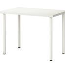 【急】IKEA デスク ホワイト