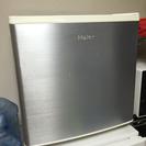 haier小型冷蔵庫あげます