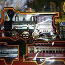 プラレールなど好きな方☆レール付き  本格的機関車