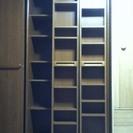 【交渉中】ムラウチのスライド本棚【大容量】