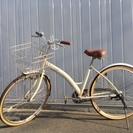 レンタサイクルで使用していた26インチシティーサイクル