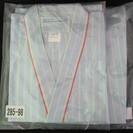 新品!全4着。施術衣 患者衣 パジャマ 甚平型 上下セット L/Mサイズ