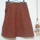 450円★jean  nassausのスカート★