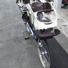 子供乗せ自転車 アンジェリーノ ミニ 専用リアシート付き 美品