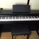 電子ピアノ(Technics)無料でお譲りいたします。