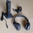 【終了】Panasonic コードレス・ヘッドフォン 1