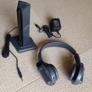 【終了】Panasonic コードレス・ヘッドフォン 2