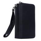【超便利】iPhone6.6s対応 財布型iPhoneケースBLAC