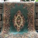 高級緞通絨毯(厚さ20mm高密度)