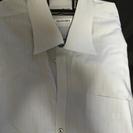 レミュール 形態安定ノーアイロン 七分袖デザインカッターシャツ