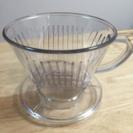 カリタのコーヒードリッパー(樹脂製)