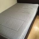ニトリ セミダブルベッドいかがですか?