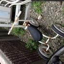 【あげます】三輪車