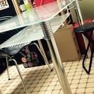 ダイニングテーブルです!