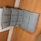 ニトリの座椅子(折り畳み式)ベージュ