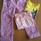 子ども服 100~110cm 3着セット