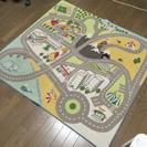 ikeaカーペット絨毯800円