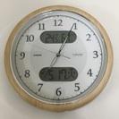 CASIOカシオ電波時計