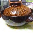 ◆最終値下げ◆★未使用★ふきこぼれにくい土鍋 箱入り