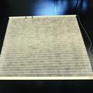 タチカワプリーツスクリーン ペルレ(ホワイト)119×120
